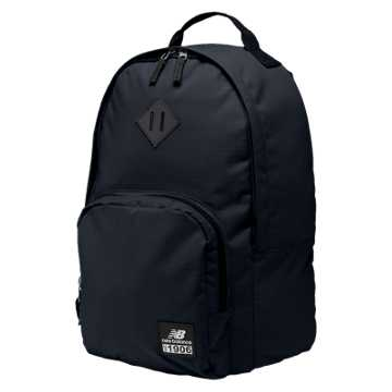 New Balance Daily Driver Backpack, Navy with Black