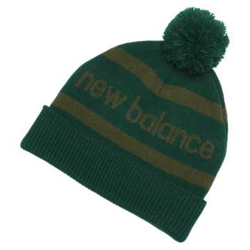 New Balance Snowball Beanie, Trek with Grove