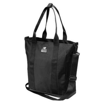 New Balance Cumberland Core Tote, Black