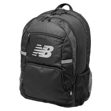 New Balance Accelerator Backpack, Black