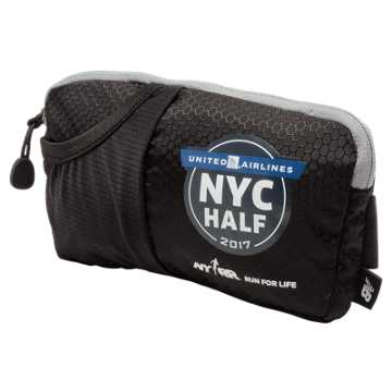 New Balance United NYC Half Waist Pack, Black