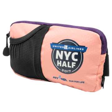New Balance United NYC Half Waist Pack, Pink