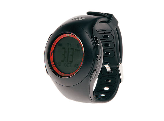 N9 GPS Trainer, Black with Red