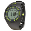 GPS Runner, Black with Green