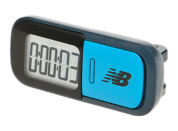 Via Calorie Pedometer, Black
