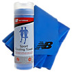 Sport Cooling Towel, Blue