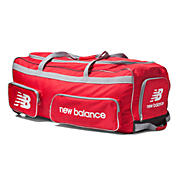 NB Cricket Club Wheely Bag, Red