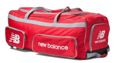 New Balance 5 Men's Cricket Club Wheely Bag   5SKBCWRD
