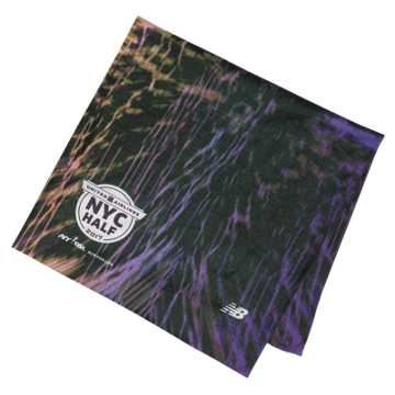 New Balance United NYC Half Neck Gaiter, Purple