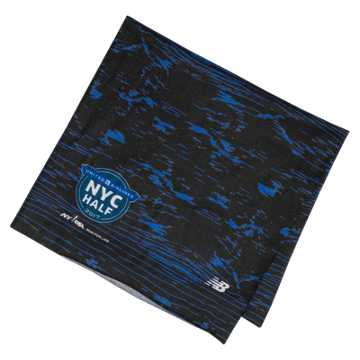 New Balance United NYC Half Neck Gaiter, Blue