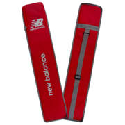New Balance Bat Cover Full, Red with Yellow