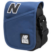 NB 574 Cross Body Bag, Blue with Black
