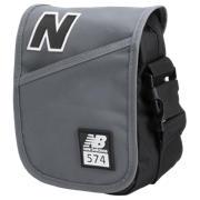 NB Small Cross-Body Bag, Dark Grey