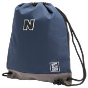 420 Gymsack, Navy with Grey