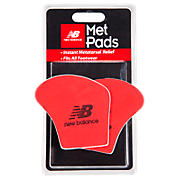 Met Pads (1 pair), Red