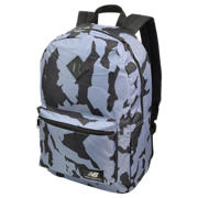 New Balance Classic Back Pack, Black with Grey