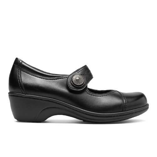 Aravon Hillary-AR Women's Casuals Shoes - Black (ABA02BK)