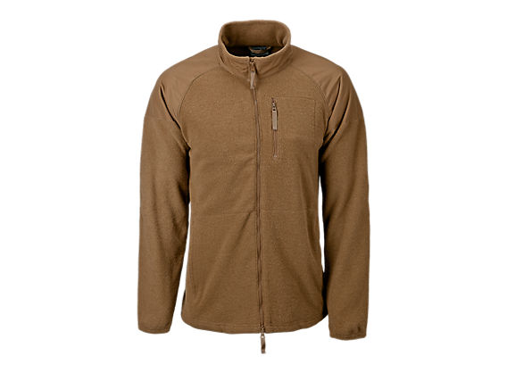 Fleece Jacket, Coyote