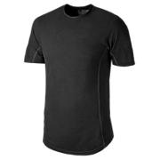 DriFire Short Sleeve Tee, Black