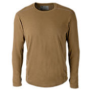 Long Sleeve Shirt, Coyote