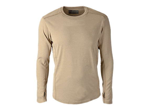 Long Sleeve Shirt, Sand