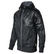 New Balance NB78 Woven Jacket, Black