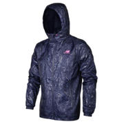 New Balance Urban Noise Woven Jacket, Abyss