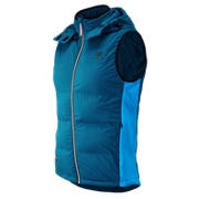 Trackster USA Padded Vest, Deep Water