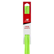 New Balance Athletic Neon Oval Lace, Neon Green