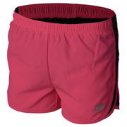 New Balance Girls Accelerate Short, Alpha Pink