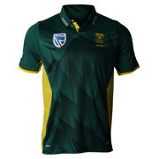 New Balance Proteas ODI Polo, Green