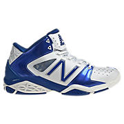 New Balance 82, White with Team Royal
