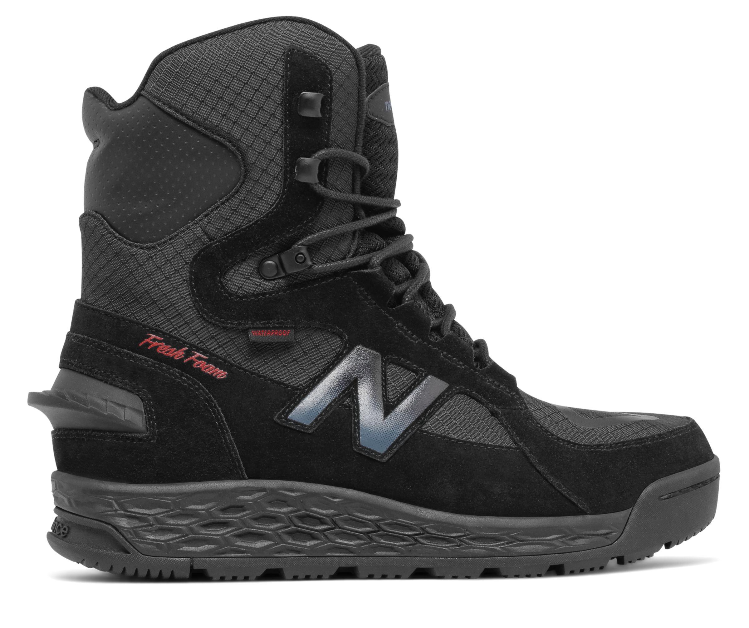 New Balance : Fresh Foam 1000 Boot : Men's Hiking & Walking : BM1000BK