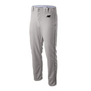 Adversary Piped Pant, Grey with Black