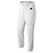 Adversary 2.0 Piped Pant, White with Black