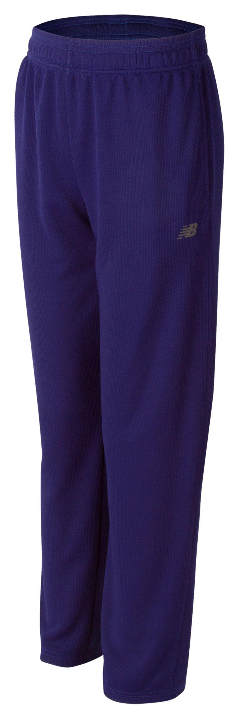 New Balance Boys Athletic Pant Blue