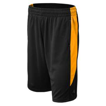 New Balance Performance Shorts, Black with Impulse