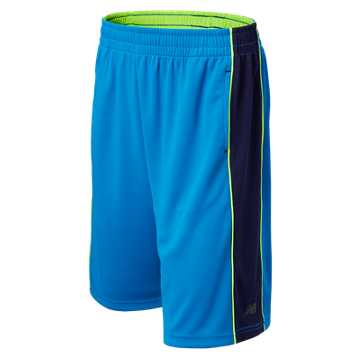 New Balance Performance Shorts, Sonar with Abyss & Toxic