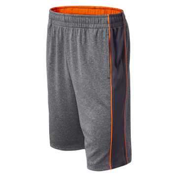 New Balance Performance Shorts, Thunder with Lava