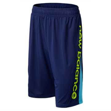New Balance Performance Shorts, Basin with Bayside