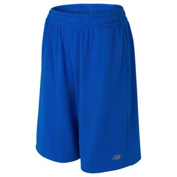New Balance Core Performance Short, Electric Blue