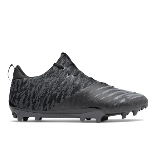 Designed specifically for the lacrosse athlete, the BURNX2 Low cleat features a one-of-a-kind plate built to help maximize downhill speed for the downhill player. A plush insert and supportive knit collar offer out-of-the-box comfort.