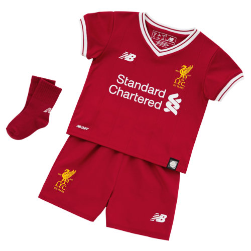New Balance LFC Home Baby Kit - Set Unisex All Clothing - BY730128RDP