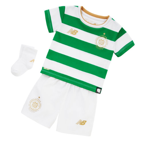New Balance CFC Home Baby Kit - Set Unisex All Clothing - BY730131WT