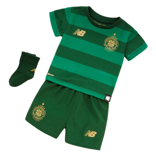 New Balance CFC Away Baby Kit - Set Unisex Celtic FC - BY730132VDG