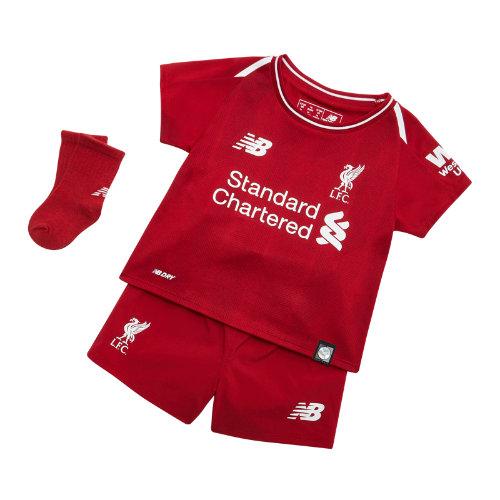 New Balance Liverpool FC Elite Baby Kit - Set Unisex Liverpool FC - BY830039RDP
