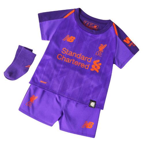 New Balance Liverpool FC Away Baby Kit - Set Unisex Liverpool FC - BY830040DV