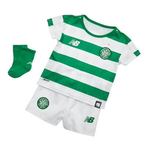 New Balance Celtic FC Home Baby Kit - Set Unisex Celtic FC - BY830093WCG
