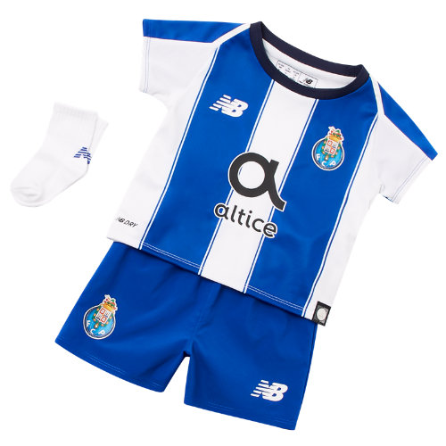 New Balance FC Porto Home Baby Kit - Set Unisex FC Porto - BY830139STW