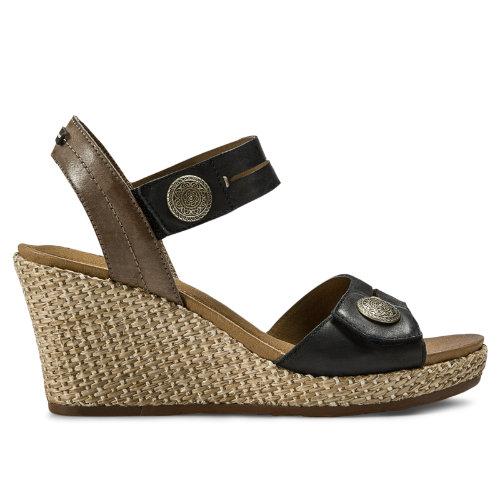 Cobb Hill Molly-CH Women's Sandals - Black (CAO07BKM)